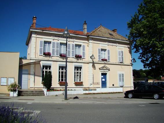 Mairie SImandres