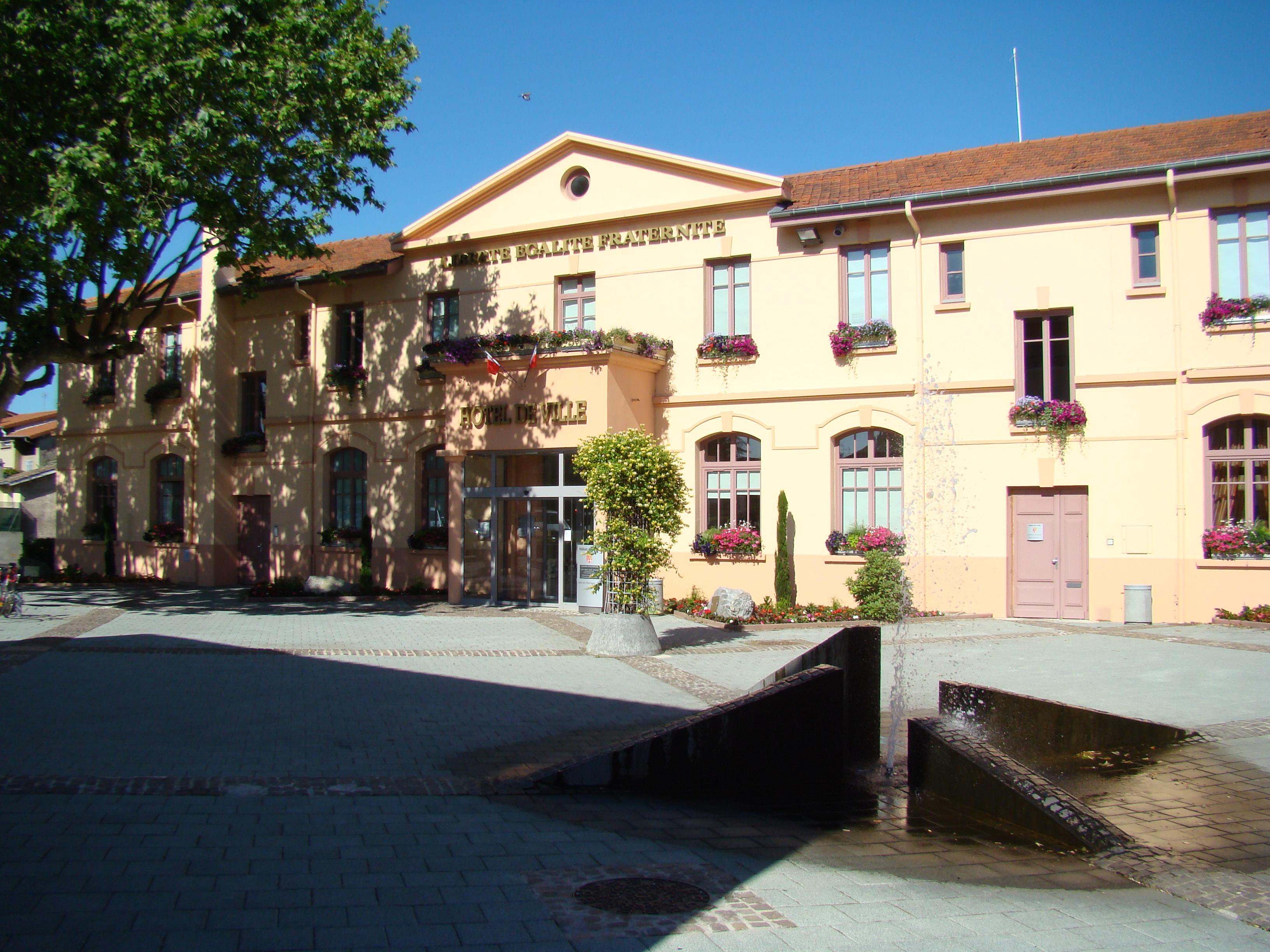 Mairie Ternay