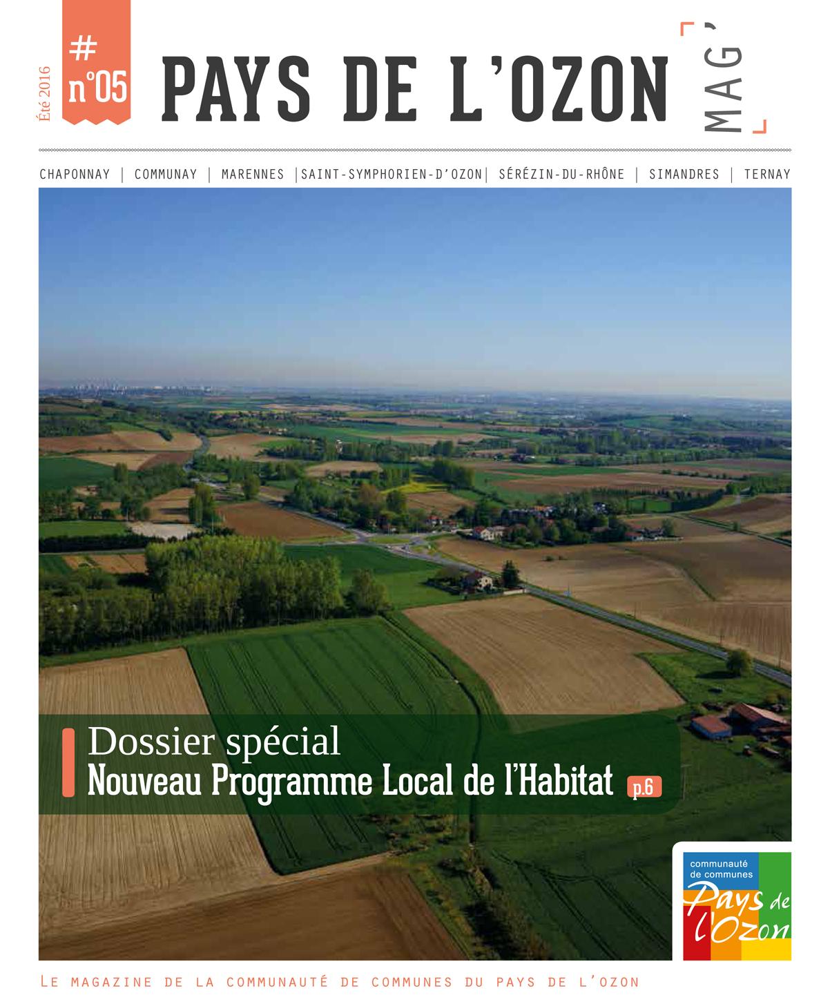 Pays de l'Ozon Mag' N°5