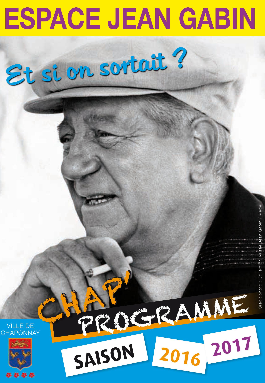BAT_MAIRIE CHAPONNAY - PLAQUETTE CULTURELLE 6P - 16 07 011 - V4-1