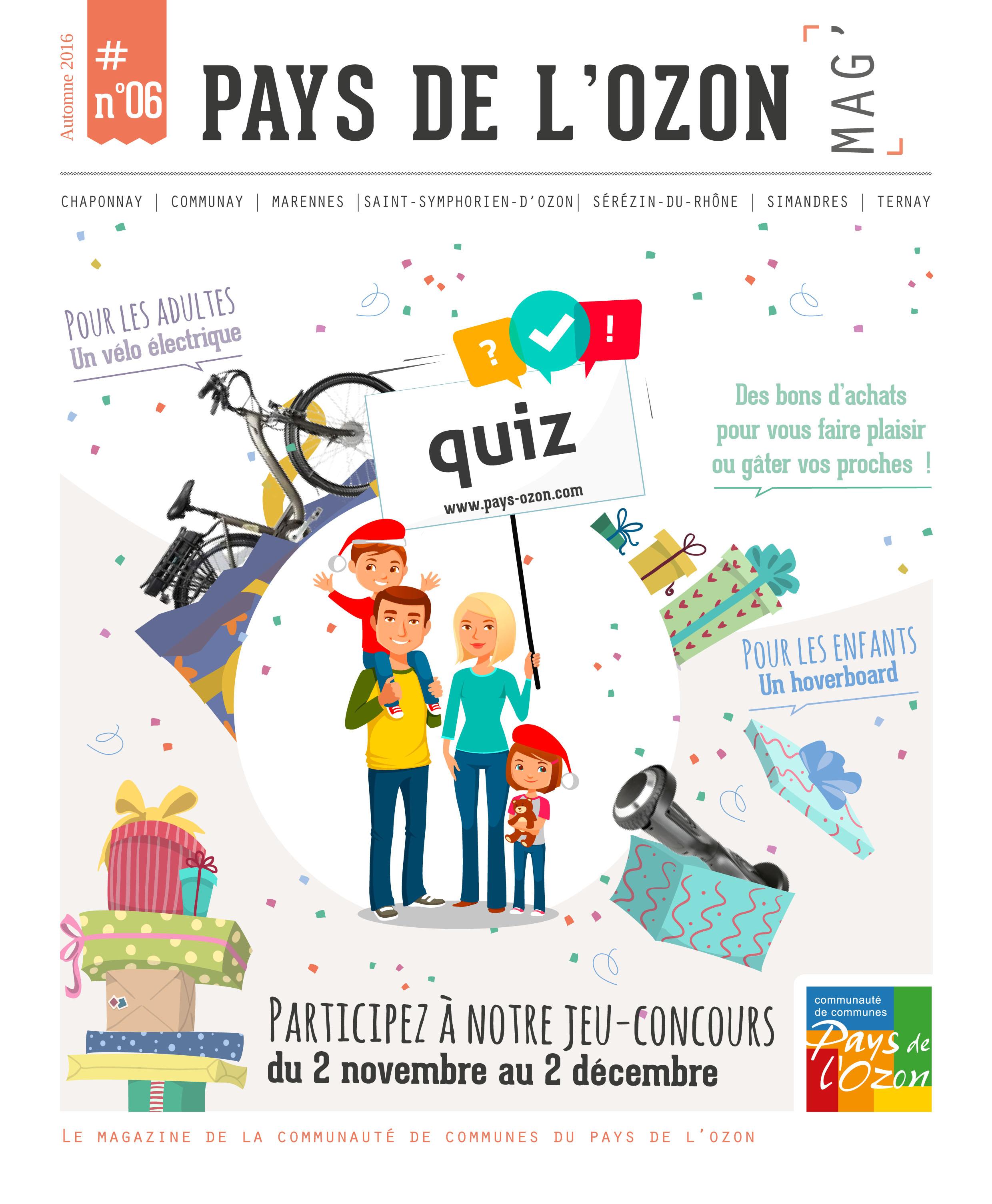 Pays de l'Ozon Mag' N°6