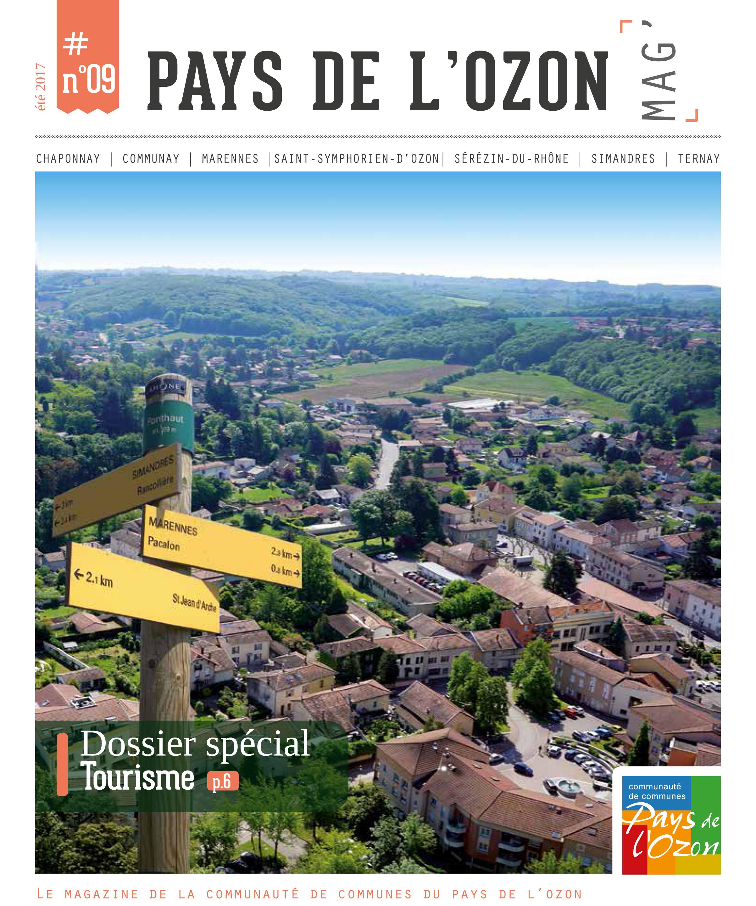 Pays de l'Ozon Mag' N°9