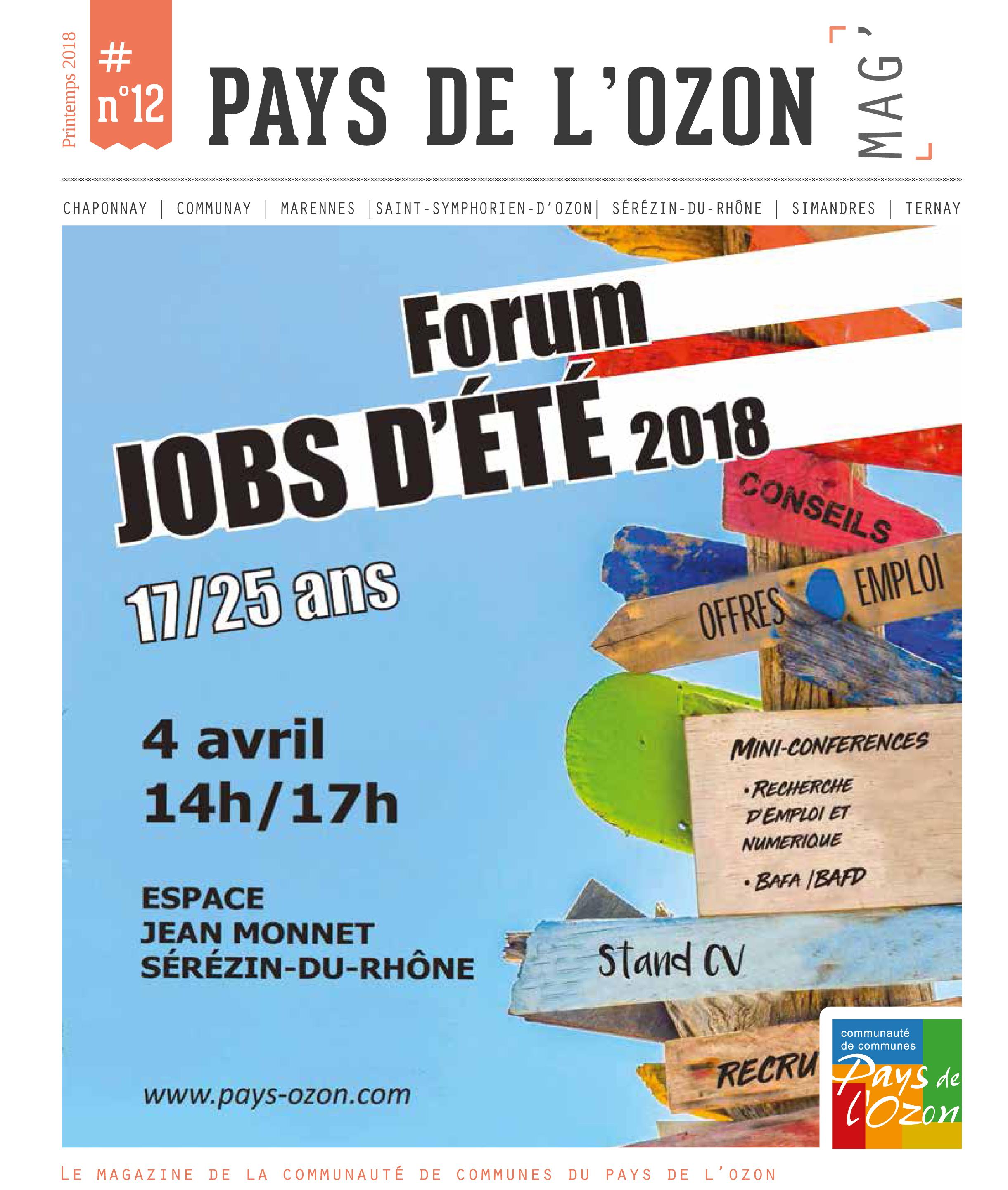 Pays Ozon Mag' N°12