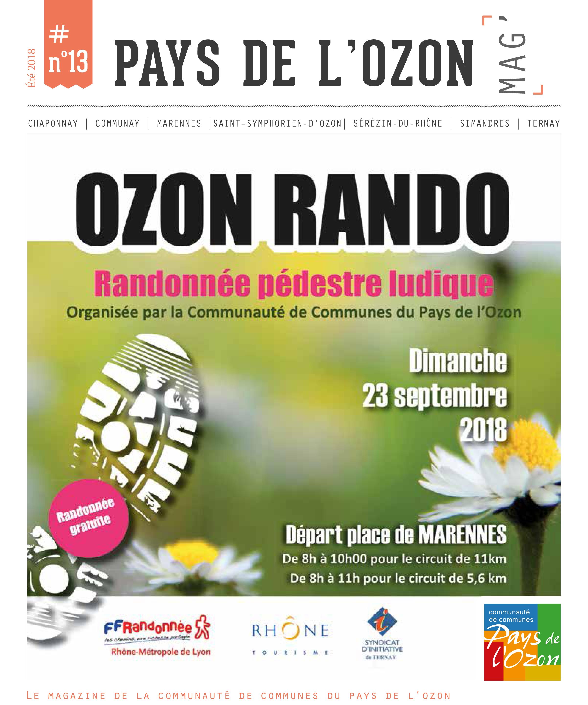Pays Ozon Mag' N°13