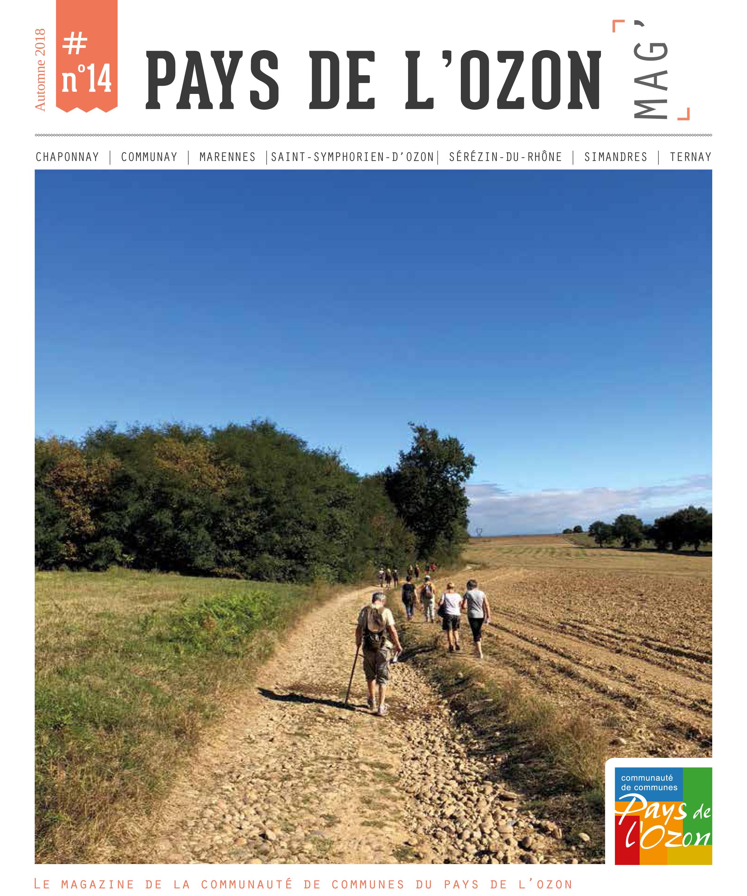 Pays de l'Ozon Mag' N°14