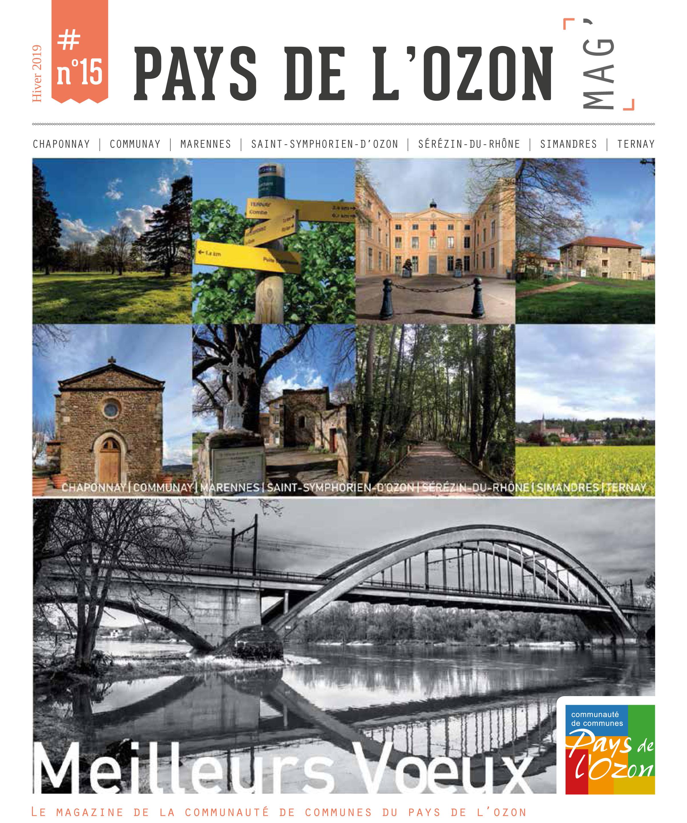 Pays de l'Ozon Mag' N°15