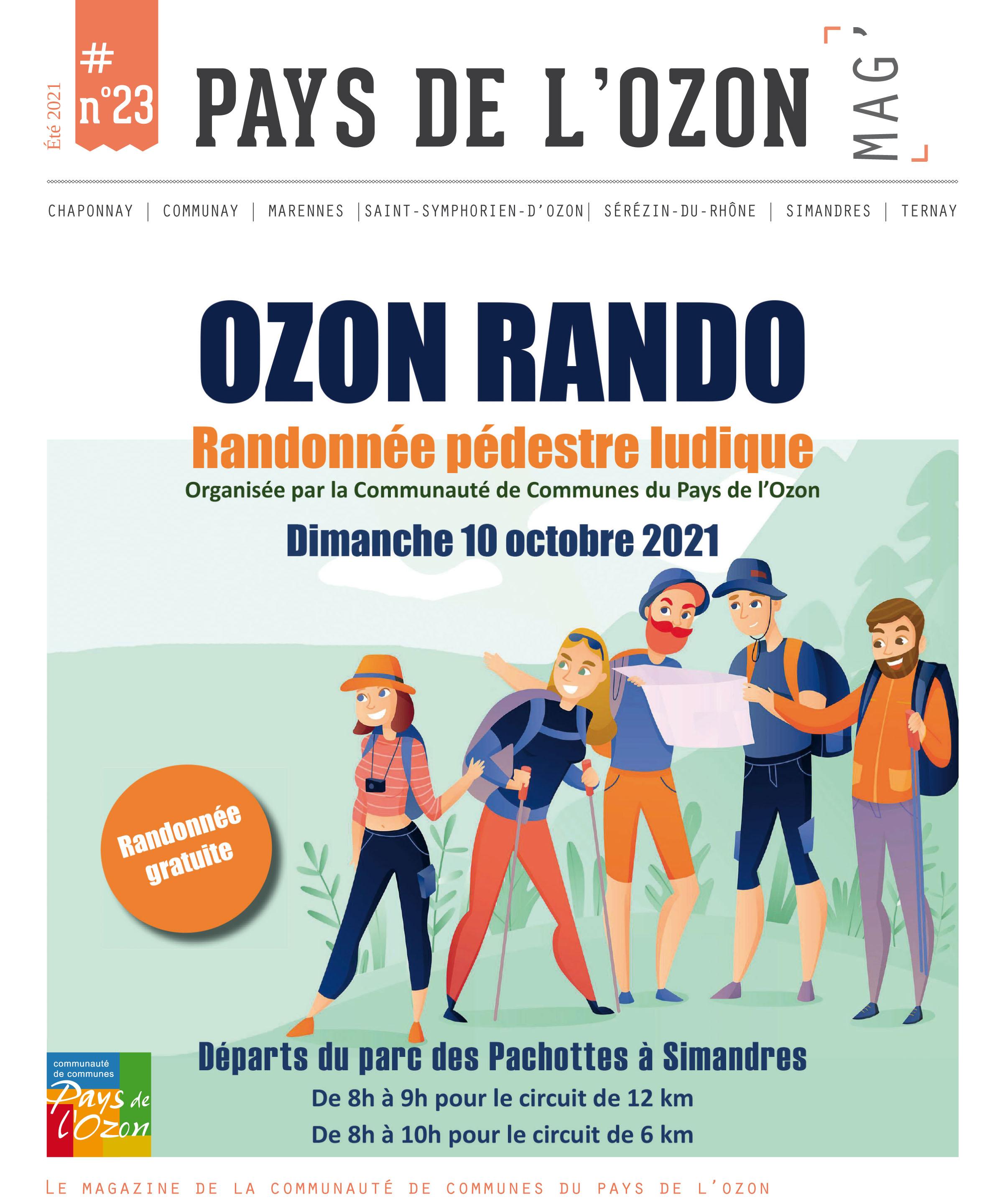 Pays de l'Ozon Mag' N°23