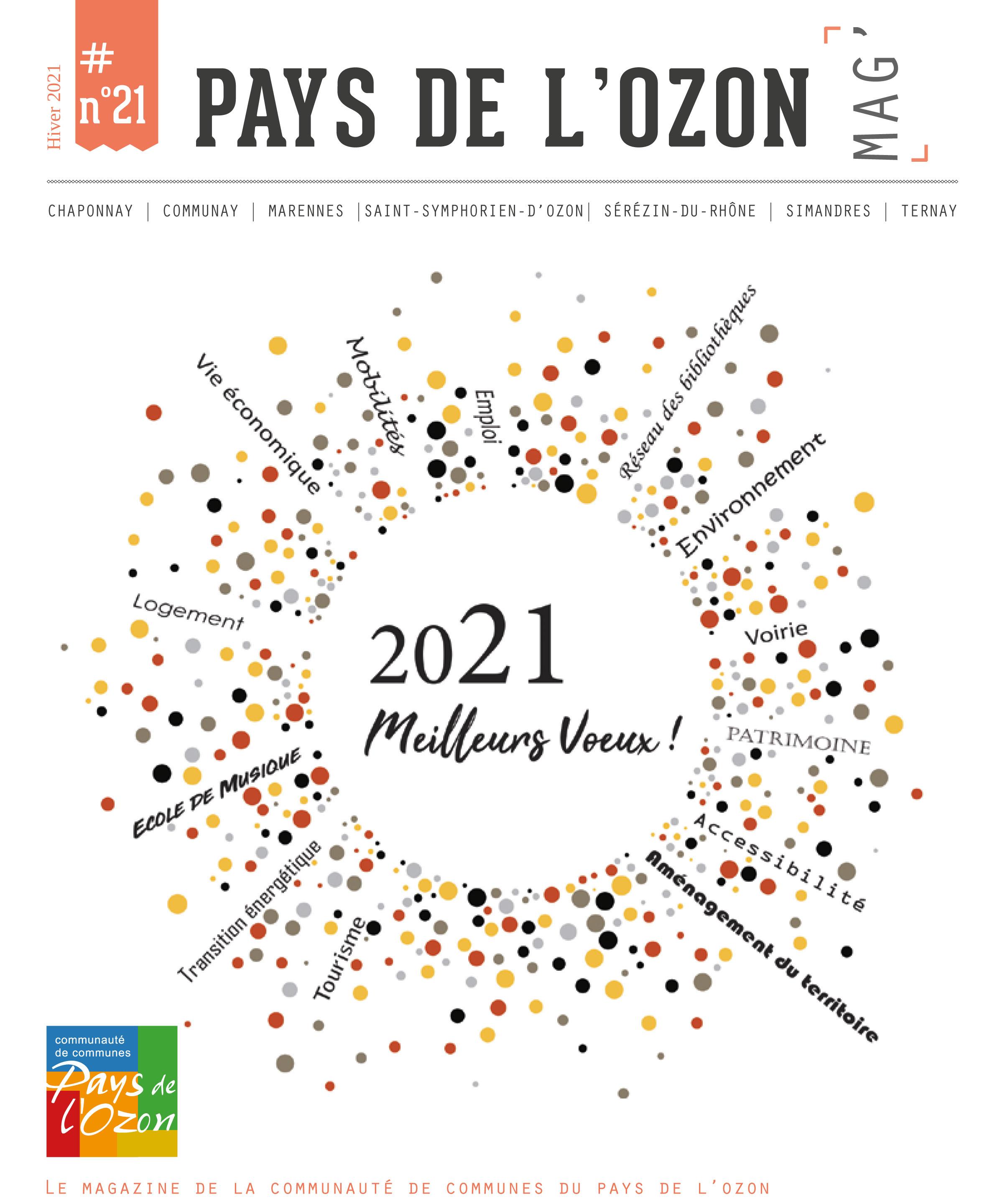 Pays de l'Ozon Mag' N°21